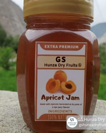 GS Hunza Dry Fruits Apricot Jam